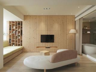150平装修大客厅平面图