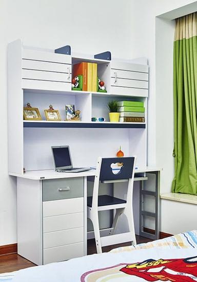 130平接地气的简欧风格装修儿童房设计