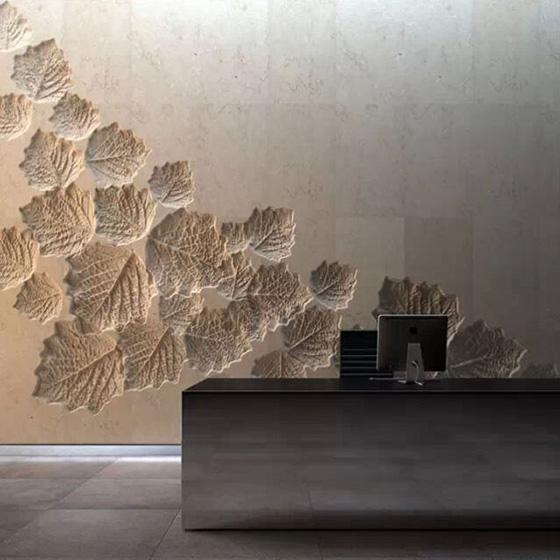 工业风水泥墙装饰图片