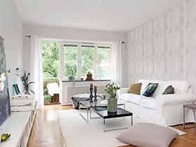 80平混搭风格小公寓装修 生活情趣再升级