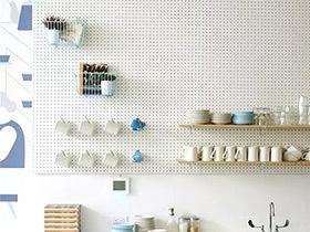 10个厨房背景墙装修收纳图片 神器美家居