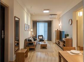 90平日式风格两居室装修  清新气息扑面而来