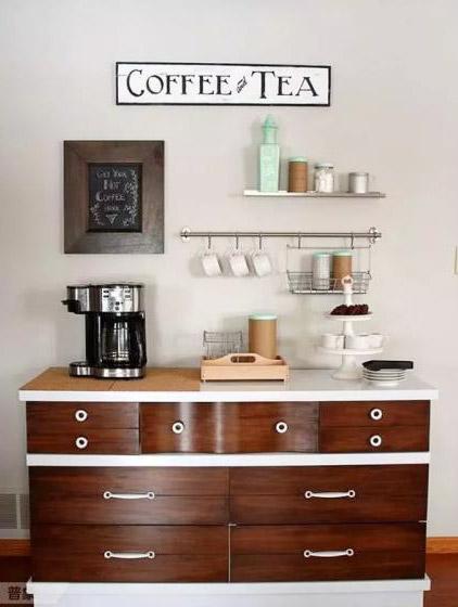 精致咖啡桌效果图大全
