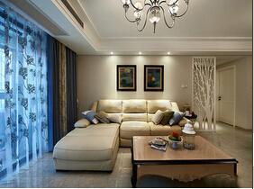 新古典两居室 让你的家看起来更加稳重