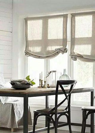 小清新窗帘布艺窗帘设计图