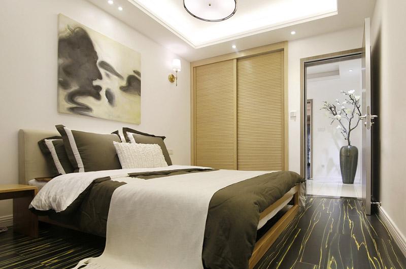 200平混搭小复式卧室效果图装修