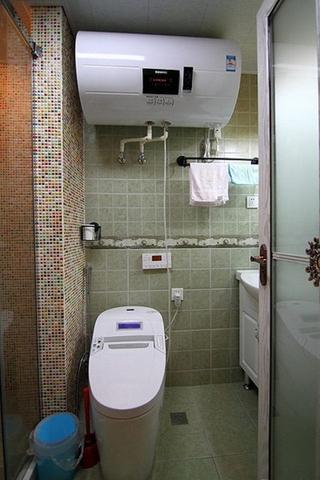 60平小户型装修卫生间平面图