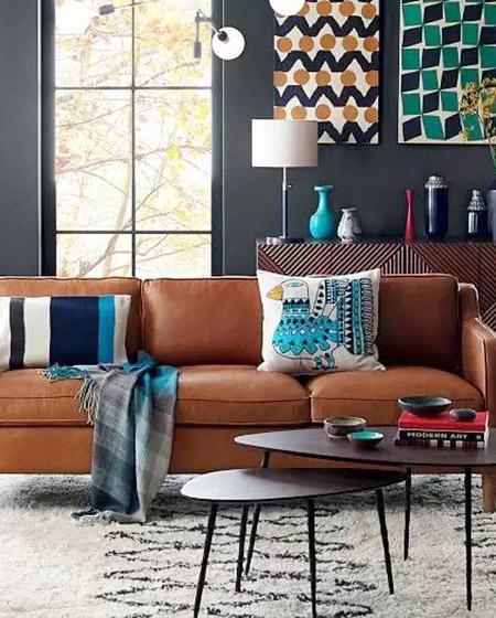 简约客厅沙发效果图大全