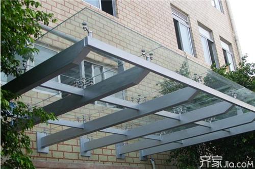 钢结构雨棚优点 钢结构雨棚施工方案