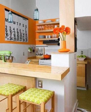 家庭吧台装修装饰效果图