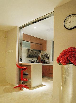 家庭吧台设计实景图
