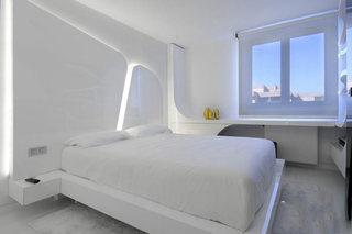 极简风格卧室装修装饰效果图