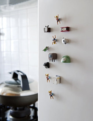 56㎡一居室厨房构造图