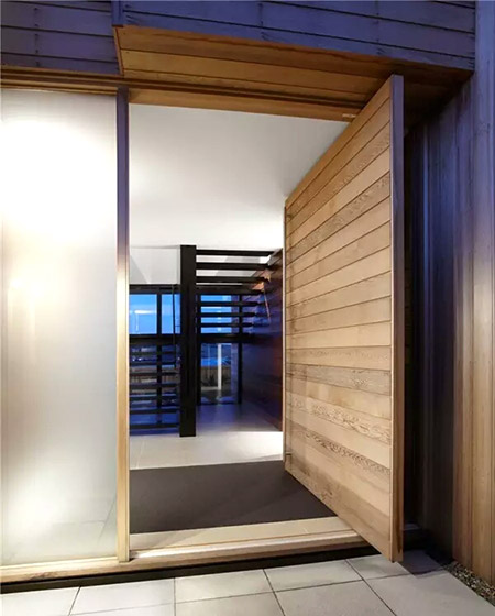 创意室内装修门效果图