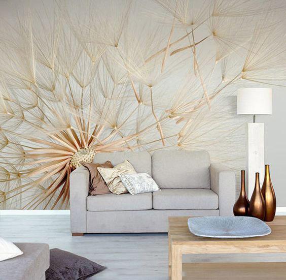 创意壁纸背景墙装修图片大全
