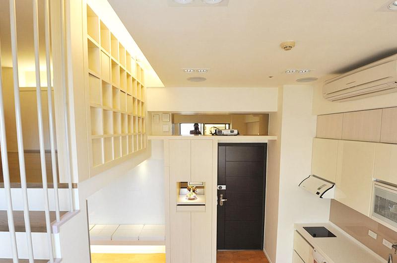 40平小户型公寓装修图