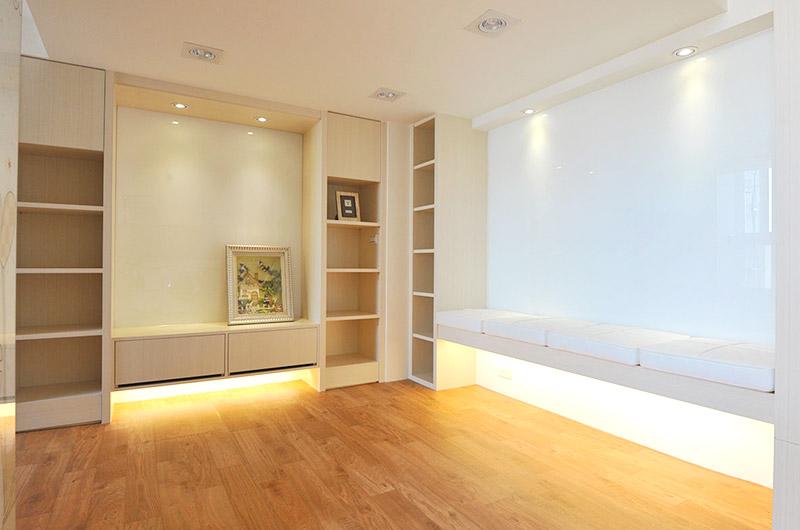 40平小户型公寓学习区效果图