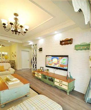 12万两居室电视柜图片