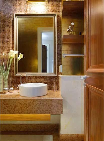 卫生间镜子设计布置图