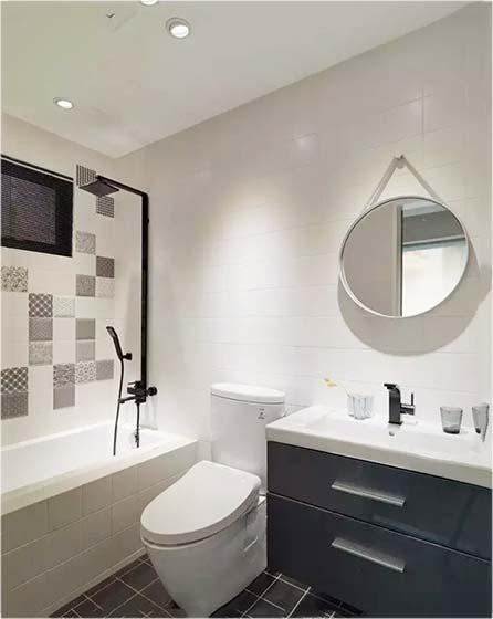 卫生间镜子装修效果图