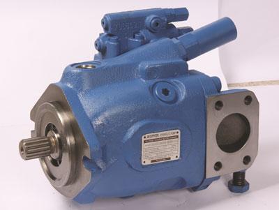 液压泵工作原理图片