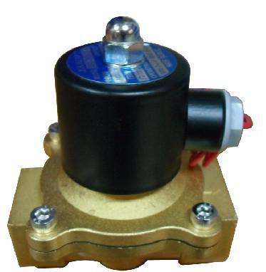 太阳能热水器电磁阀