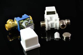 太阳能热水器电磁阀图片