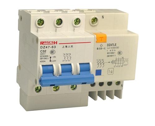 漏电保护器原理 漏电保护器接线方法