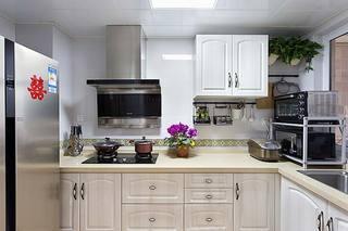 110平米混搭风格厨房设计图