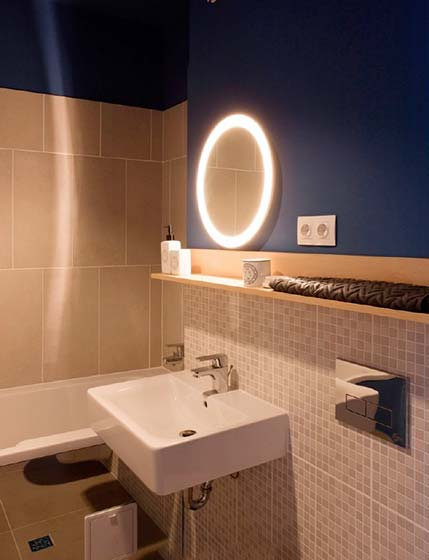 卫生间墙面设计装修效果图