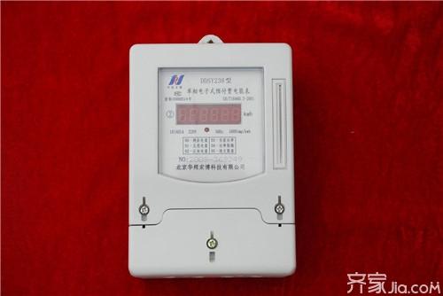 单相电度表知识介绍 单相电度表接线方法