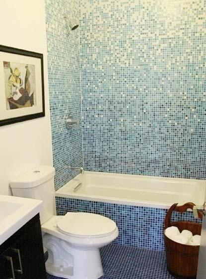 小户型浴室马赛克图片大全-您正在访问第9页 装修效果图案例 2017年