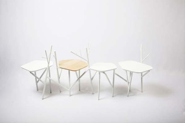 创意休闲椅装修设计图