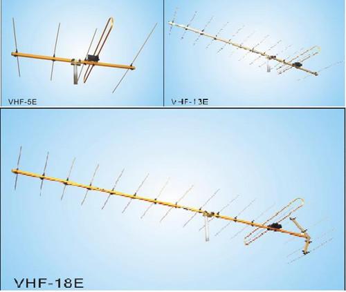 电视机室外天线制作及安装方法