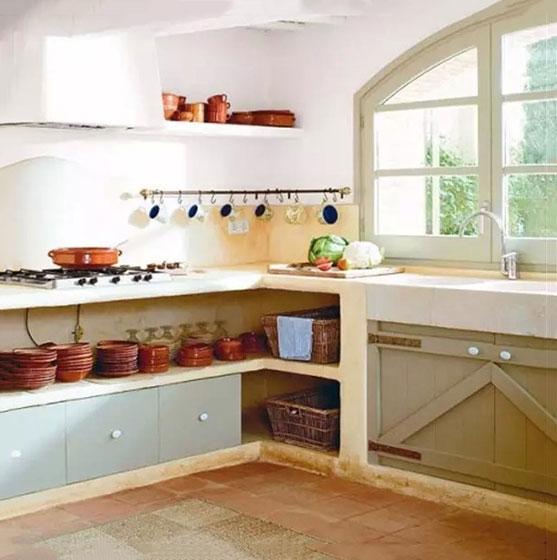 厨房收纳整理设计图片