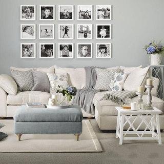 客厅照片墙装修装饰图片