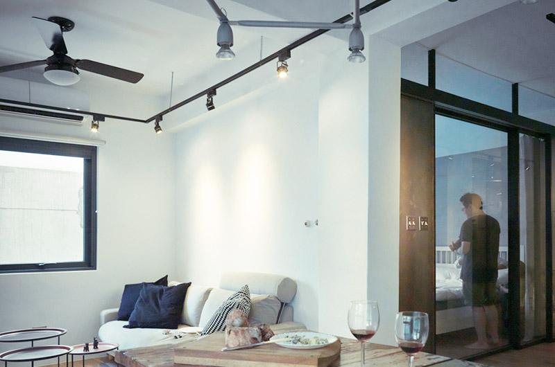 65平LOFT公寓客厅效果图装修