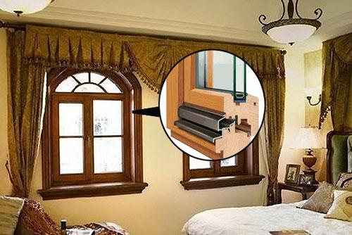 1,窗户造型设计可决定气的流通,窗户最好能向外完全打开,不宜向内图片