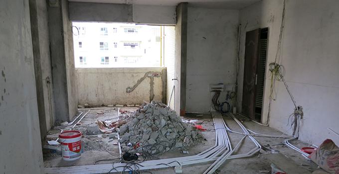 比新房装修更麻烦的老房翻新图片