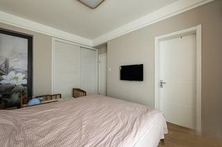 宜家风格小复式装修卧室效果图