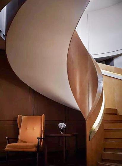 创意楼梯装修效果图