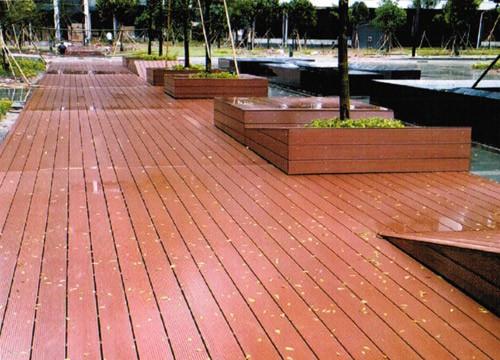 园林防腐地板装修 告诉你什么是防腐蚀地板