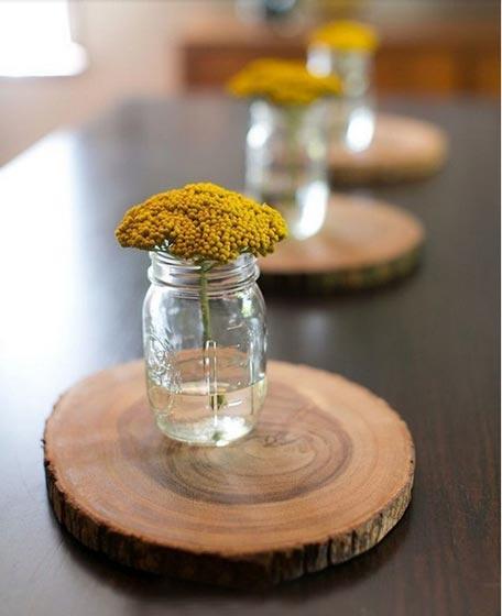 木质创意家居装修装饰效果图