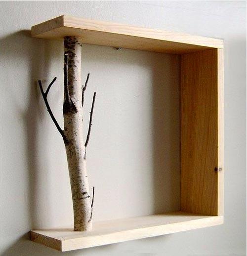 木质创意家居图片大全图片
