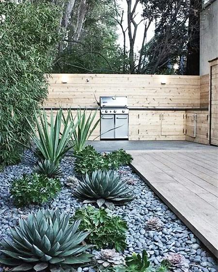 日式庭院装修效果图
