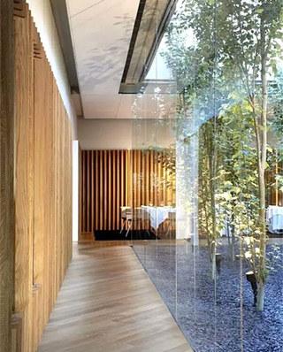 日式风格庭院装修