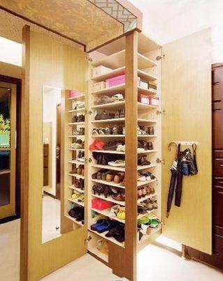 鞋柜装修装饰效果图