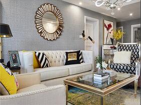 气质美家居 新古典风格三居室装修