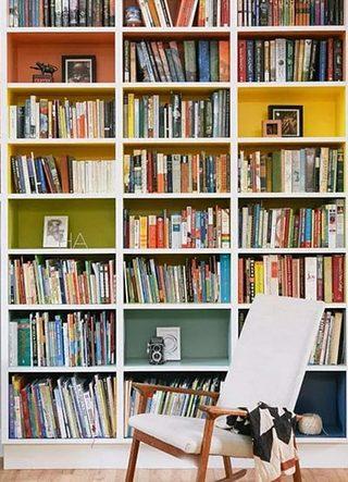 家居书架装修装饰图