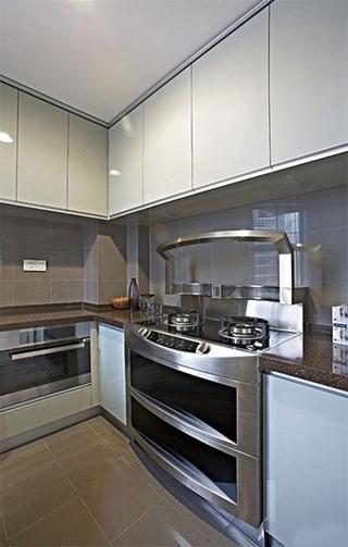 时尚简约现代风厨房橱柜设计